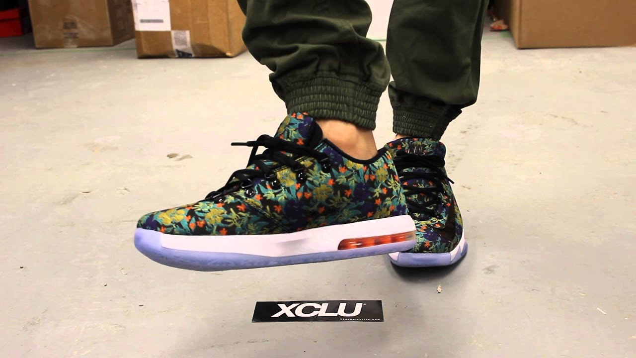 d5f0ffdc11dd store nike kd 6 vi ext qs quotfloralquotds 70d4e fef78  coupon code for kd 6  ext nsw qs floral on feet video at exclucity youtube d926b