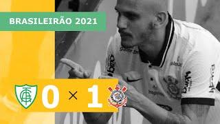 Америка Минейро  0-1  Коринтианс видео