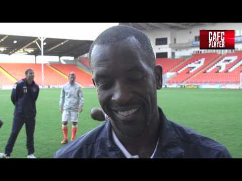 Freeview Powell Discusses Sheffield Wednesday Charlton Athletic Youtube