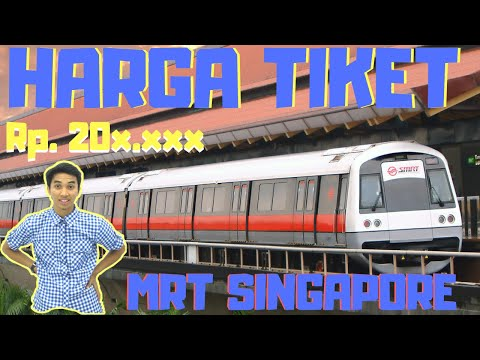 Biaya Naik MRT Singapore - Singapore 4