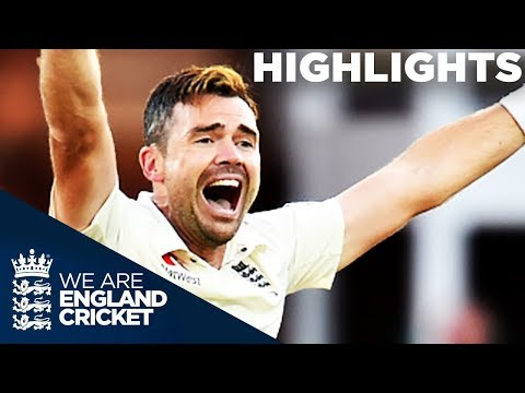 India Bowled Out For 107 | England v India 2nd Test Day 2 2018 – Highlights