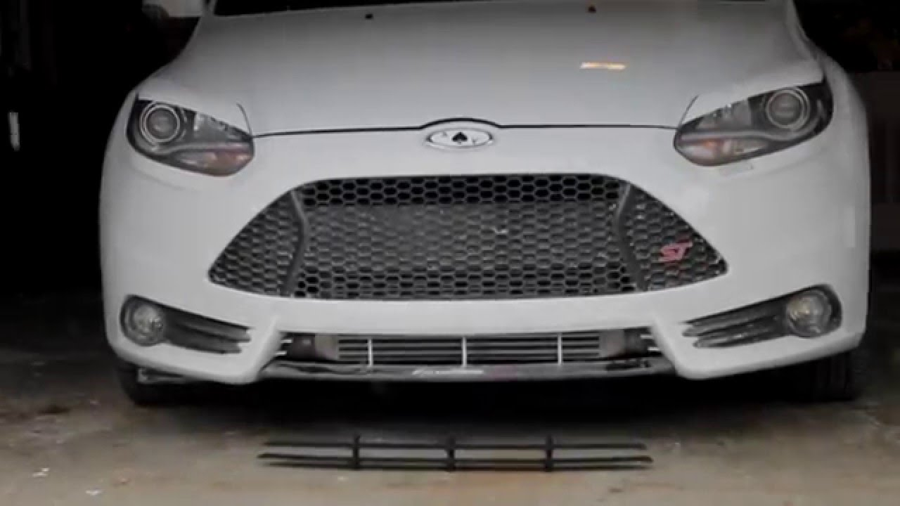 Focus St Lower Grill Delete Youtube