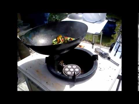 kochen mit wok the wok challenge youtube. Black Bedroom Furniture Sets. Home Design Ideas