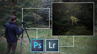 كيف خلقت ظروف مثالية لتصوير المناظر الطبيعية