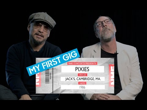 Pixies - My First Gig