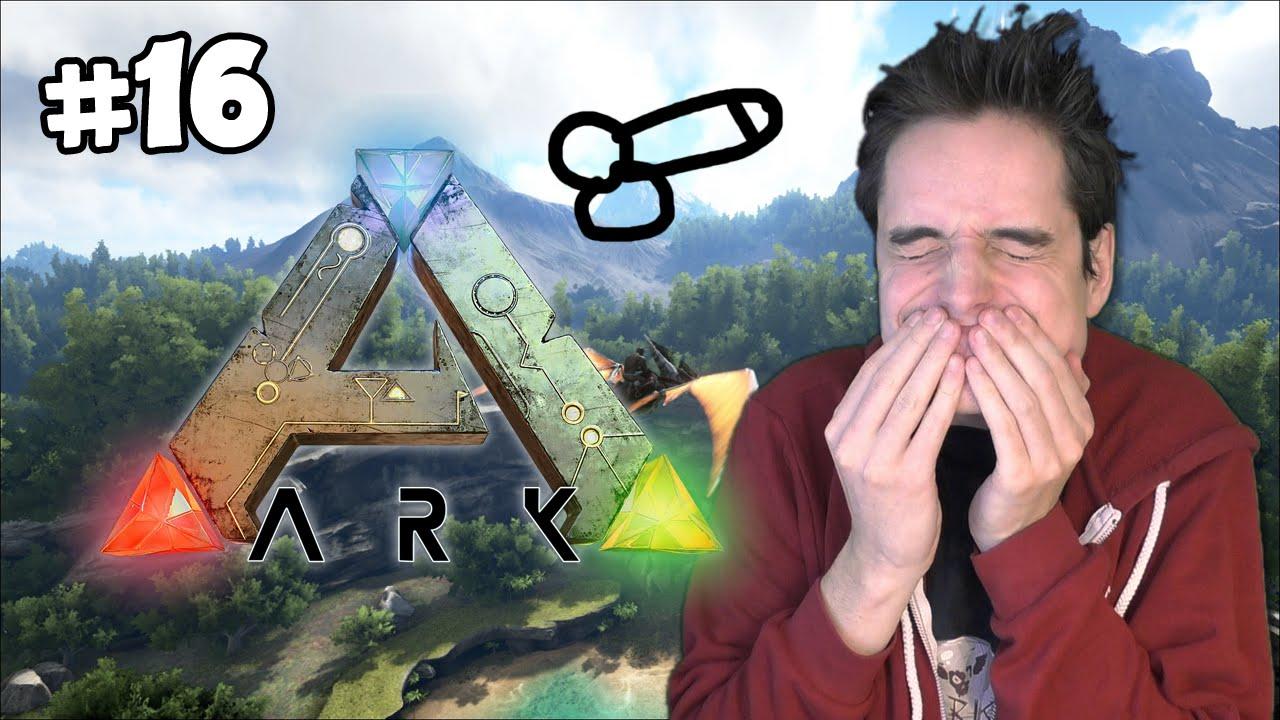 Piemel Grapje Ark Survival Evolved 16 Youtube