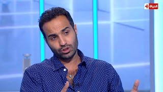 أحمد فهمي: ''قلبي اتقبض بسبب منافسة شيكو وهشام ماجد''