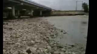 Река Урух в 3 км от граници Кабардино-Балкарии и Северной осетии