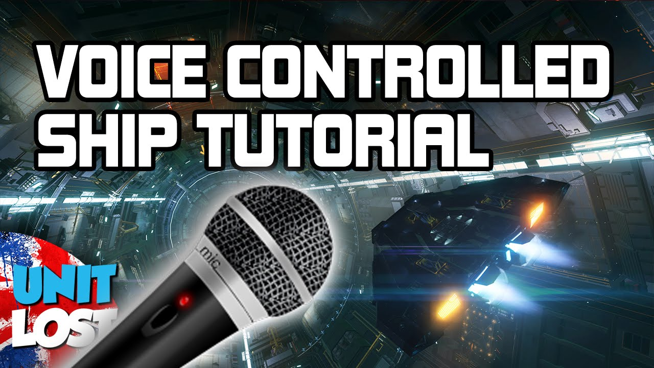 Elite: Dangerous Voice Attack Tutorial - Control your ship with voice  commands!