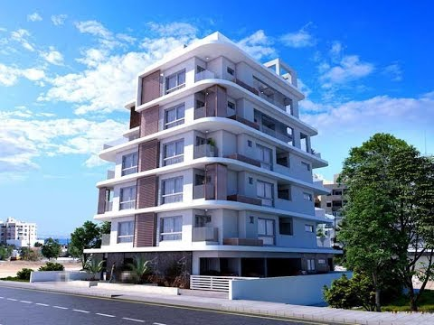 Buy sea view penthouse in Larnaca
