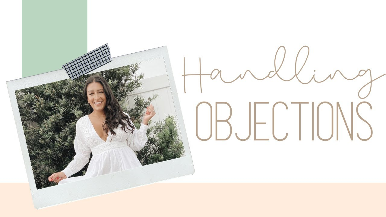 Download Handling OBJECTIONS & How To OVERCOME Them