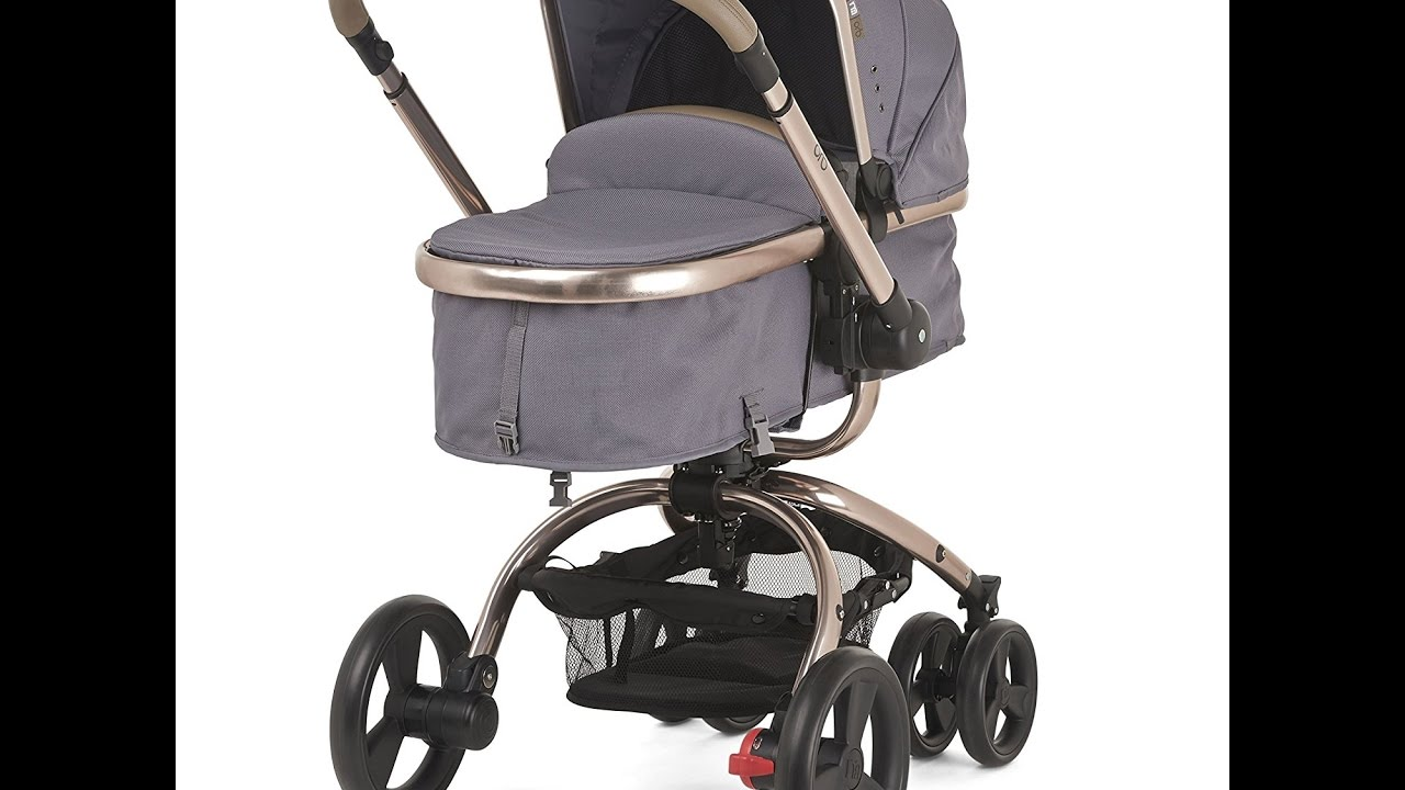 Maxi Cosi Car Seat On Mothercare Xpedior Mothercare Orb Pram And Pushchair Link In Description