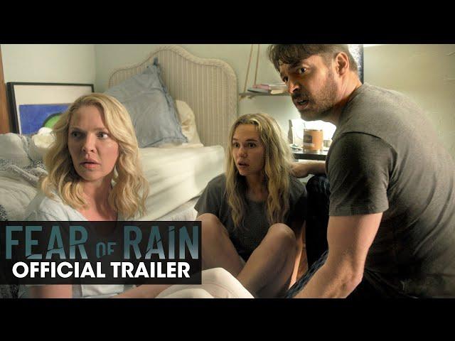 Fear of Rain (2021 Movie) Official Teaser Trailer - Katherine Heigl, Harry Connick Jr.