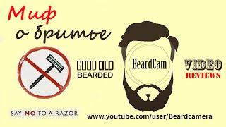 Правда ли что частое бритье влияет на скорость роста бороды?