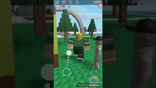 Yuri Black plays Roblox and he tries to go up and see the natural disaster and he died about five times a