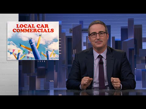 Local Car Commercials Update: Last Week Tonight With John Oliver (Web Exclusive)