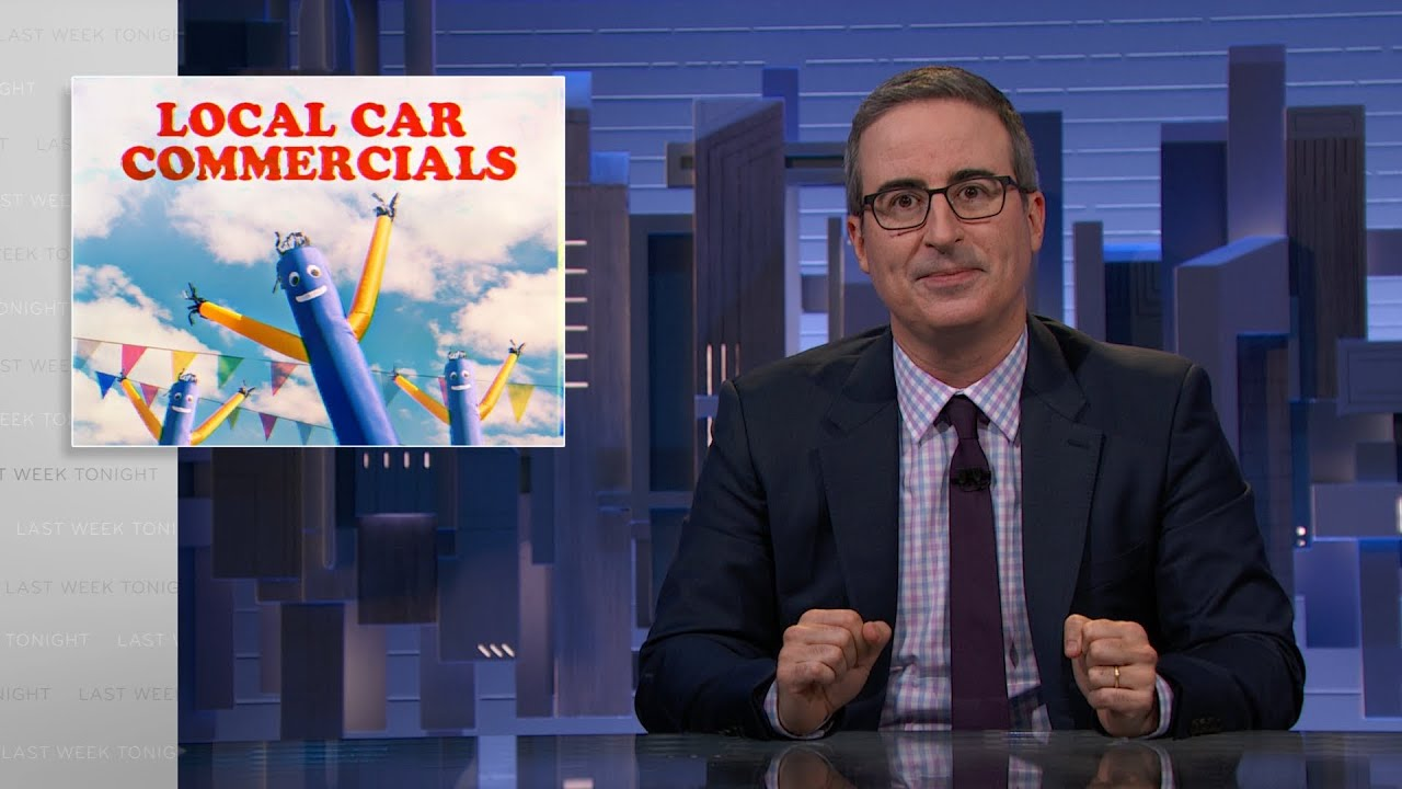 Download Local Car Commercials Update: Last Week Tonight with John Oliver (Web Exclusive)