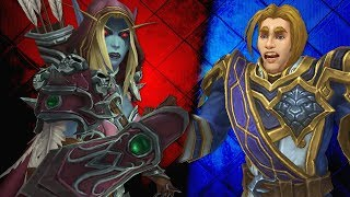 Alliance VS Horde! (5v5 1v1 Duels) - PvP WoW Legion 7.3.5
