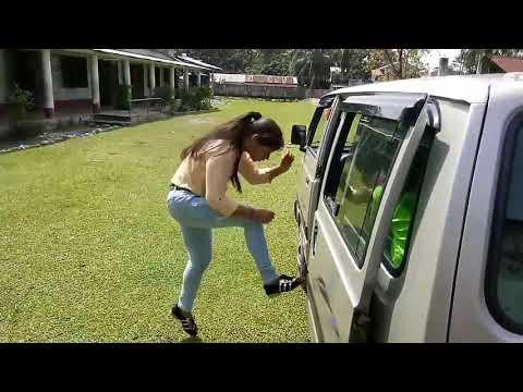 Miss Dimakuchi .funny video