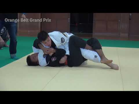 FL - Orange Belt GP - Fernando Hashimoto vs Kenzo Karakawa