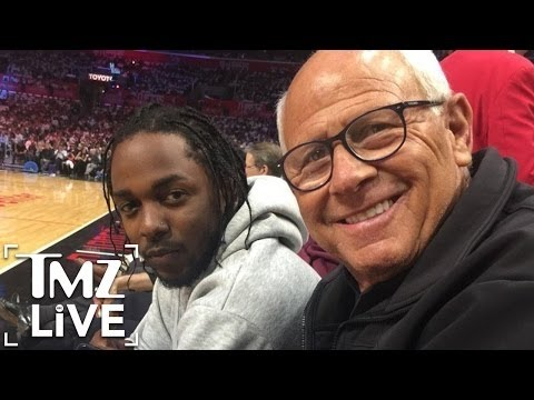 Kendrick Lamar and The LAPD Commissioner Are Friends? | TMZ Live