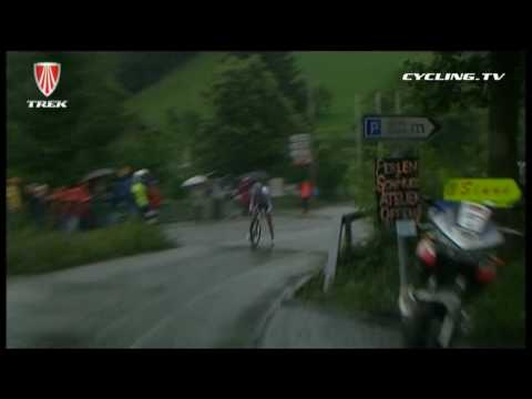2010 Tour de Suisse - Another Crash!! - Stage 5