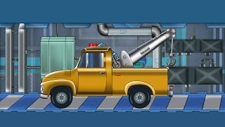 Toy Factory | Tow Truck
