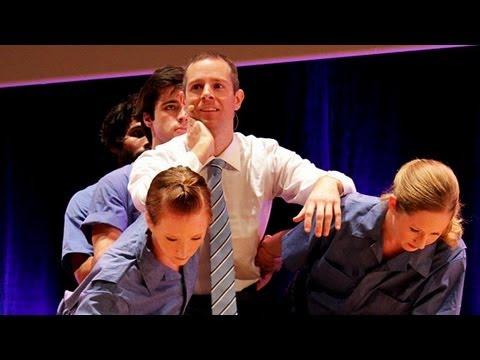 Dance vs. PowerPoint, a modest proposal - John Bohannon