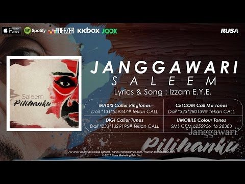Saleem - Janggawari [Official Lyrics Video]