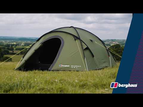 Outwell Earth 3 Tent 2018 Innovative Family Camping