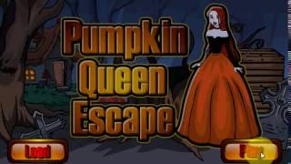 Save the Halloween Pumpkin Queen. Pumpkin queen is arrested in the ...