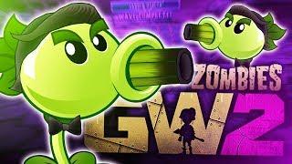 Plants vs. Zombies: GW 2 #48 - AGENT PEA