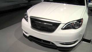 Chrysler 200 Super S by Mopar 2012 Videos