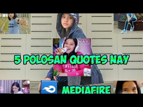 5 Polosan Quotes NAY||Link Download Ada Di Deskripsi||Via Media Fire