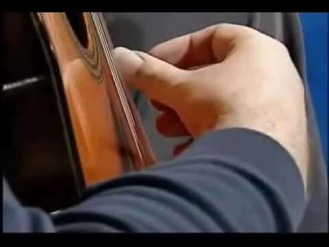 Classical and Flamenco Guitar - Tremolo Lesson