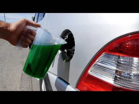 What Happens If You Fill Up a Car with Anti-Freeze?