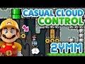 Super Mario Maker [2YMM] - Casual Cloud Control [#3]