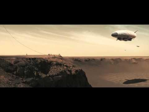 Sci fi short film: Wanderersa - A short film by Erik Wernquist.