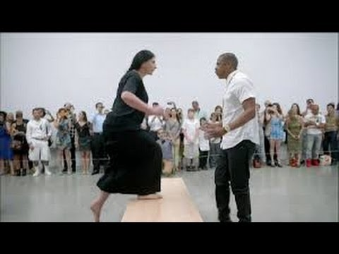 JAY-Z - PICASSO BABY MUSIC VIDEO Performance Art (review)
