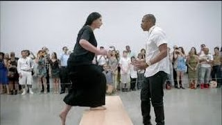 jay z picasso baby music video performance art review