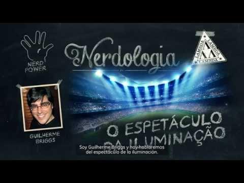 Nerdologia | Espectáculo de Iluminación - GE Latinoamérica