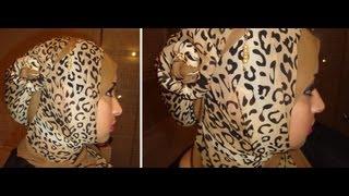 Hijab Tutorial- Elegant Side Bun (re-upload) Thumbnail