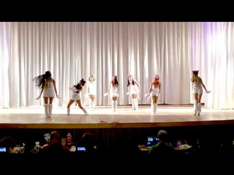 otobe 2015 086 Super Neko World - J-pop dance