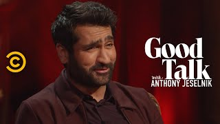 Kumail Nanjiani's Advice to Comedians: Don't Just Be Yourself - Good Talk with Anthony Jeselnik