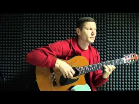 Полонез огинского видеоурок на гитаре