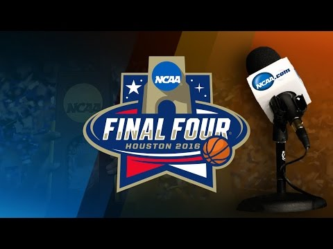 News Conference: Syracuse vs. North Carolina Final Four Preview