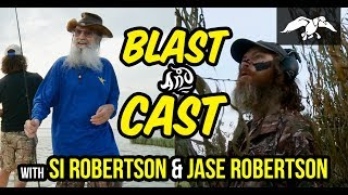 Jase and Si Robertson Hunt a Blue-Winged Teal and Redfish Honey Hole - FULL EPISODE