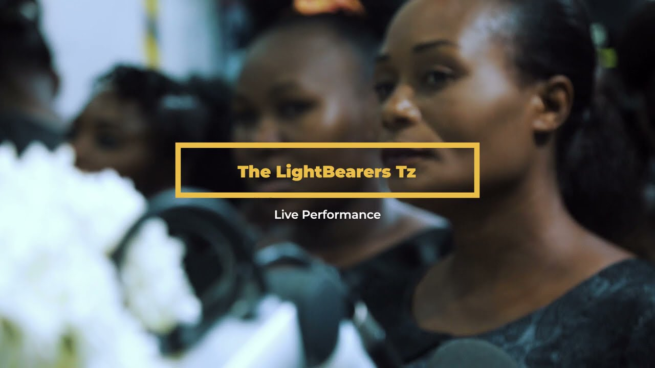 Download THE LIGHTBEARERS TANZANIA-MSIBA(LIVE PERFOMANCE)