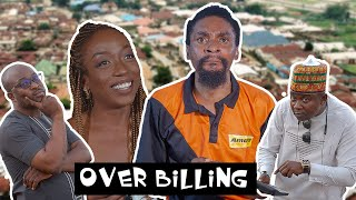 Download Yawa Comedy - OVER BILLING (YawaSkits, Episode 80)
