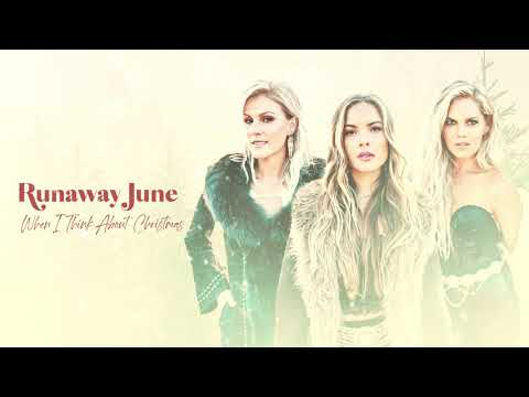 Runaway June - When I Think About Christmas (Official Audio)